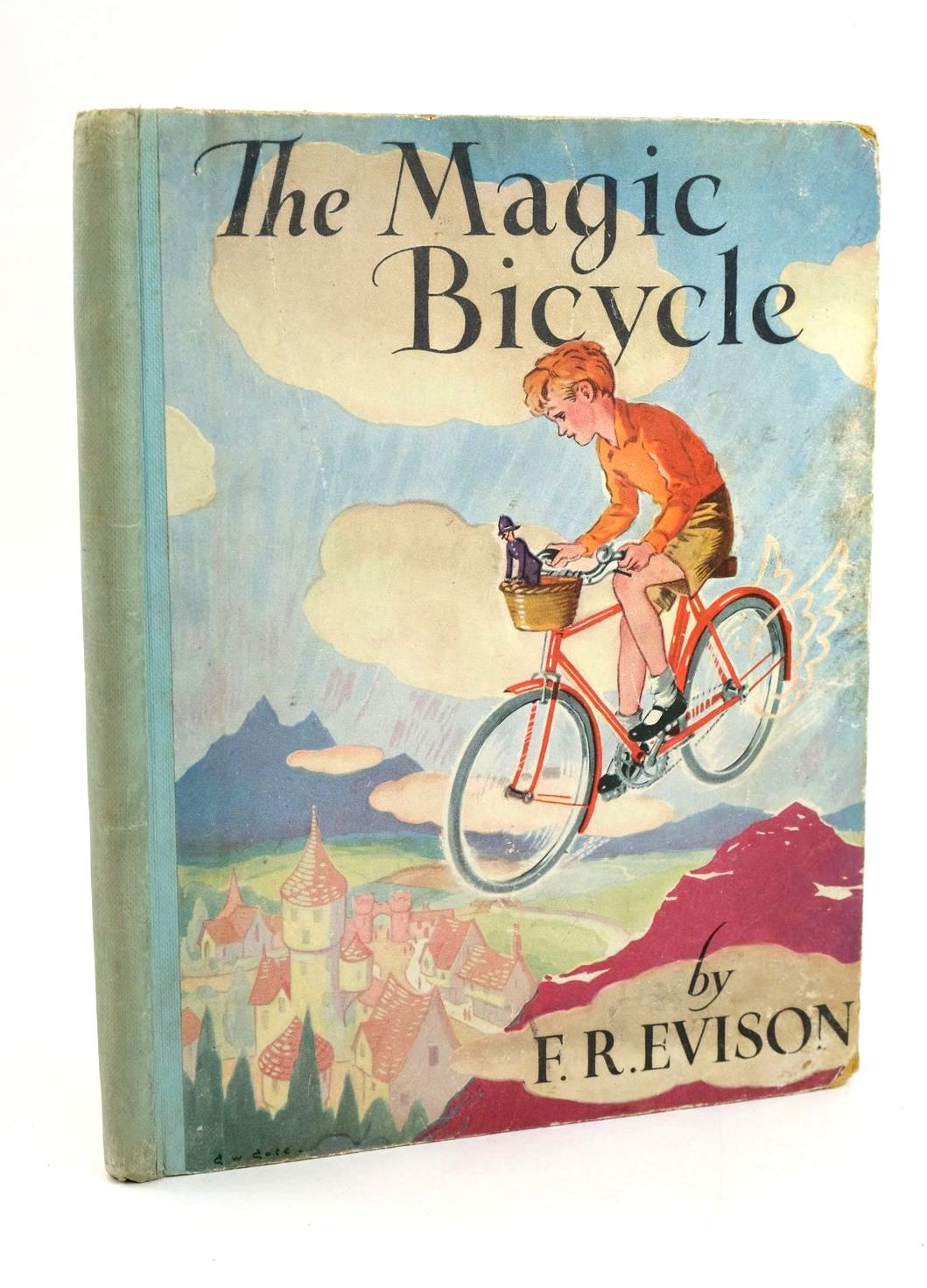 Photo of THE MAGIC BICYCLE- Stock Number: 1319202