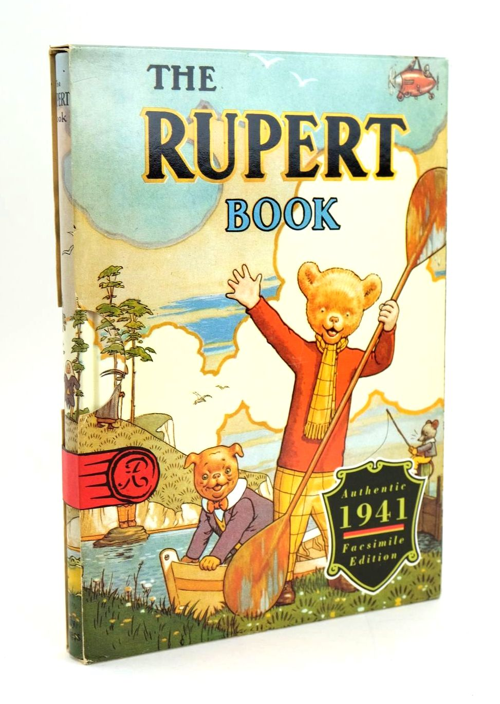 Photo of RUPERT ANNUAL 1941 (FACSIMILE) - THE RUPERT BOOK- Stock Number: 1319210
