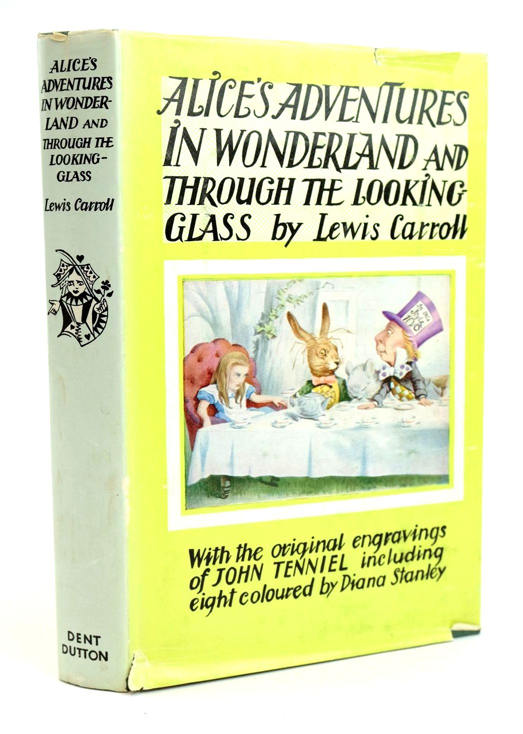 Photo of ALICE'S ADVENTURES IN WONDERLAND AND THROUGH THE LOOKING-GLASS- Stock Number: 1319221