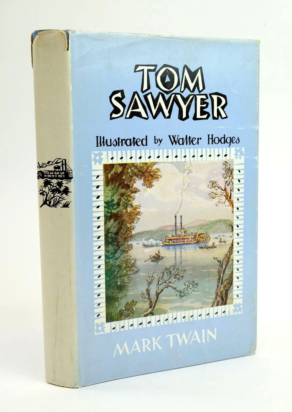 Photo of THE ADVENTURES OF TOM SAWYER- Stock Number: 1319222