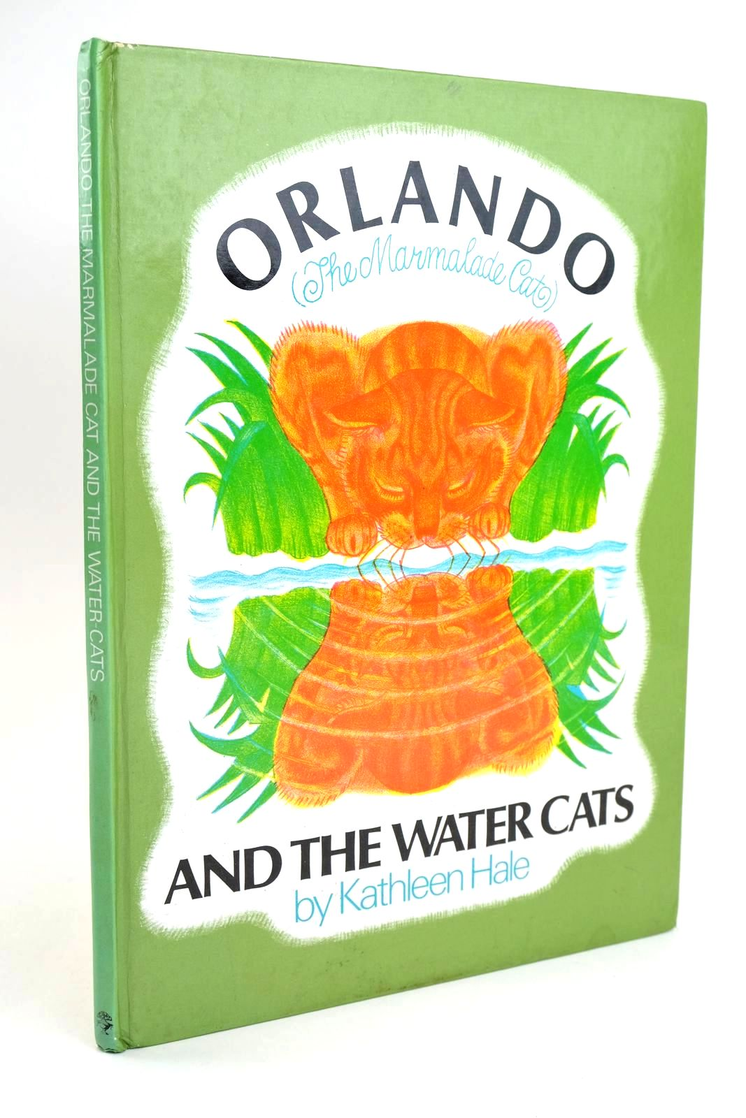 Photo of ORLANDO (THE MARMALADE CAT) AND THE WATER CATS- Stock Number: 1319223