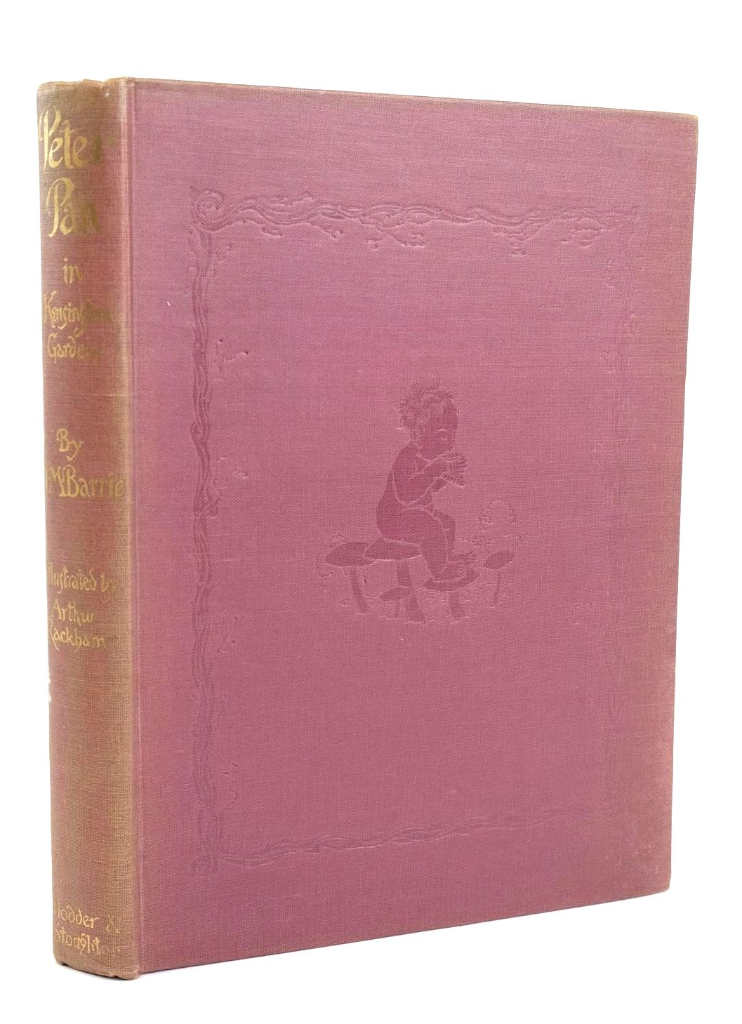 Photo of PETER PAN IN KENSINGTON GARDENS written by Barrie, J.M. illustrated by Rackham, Arthur published by Hodder & Stoughton (STOCK CODE: 1319224)  for sale by Stella & Rose's Books