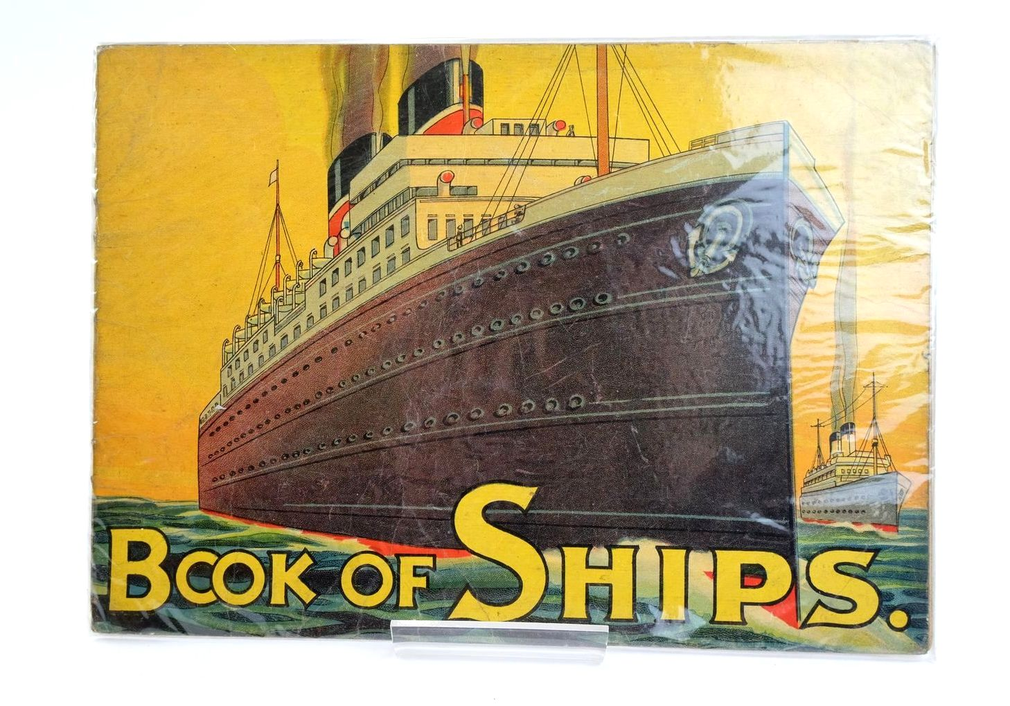 Photo of THE BOOK OF SHIPS- Stock Number: 1319234