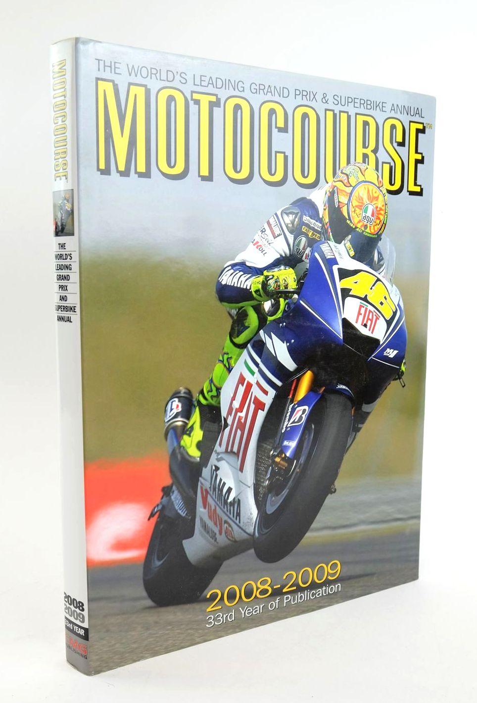 Photo of MOTOCOURSE 2008-2009 published by CMG Publishing (STOCK CODE: 1319236)  for sale by Stella & Rose's Books