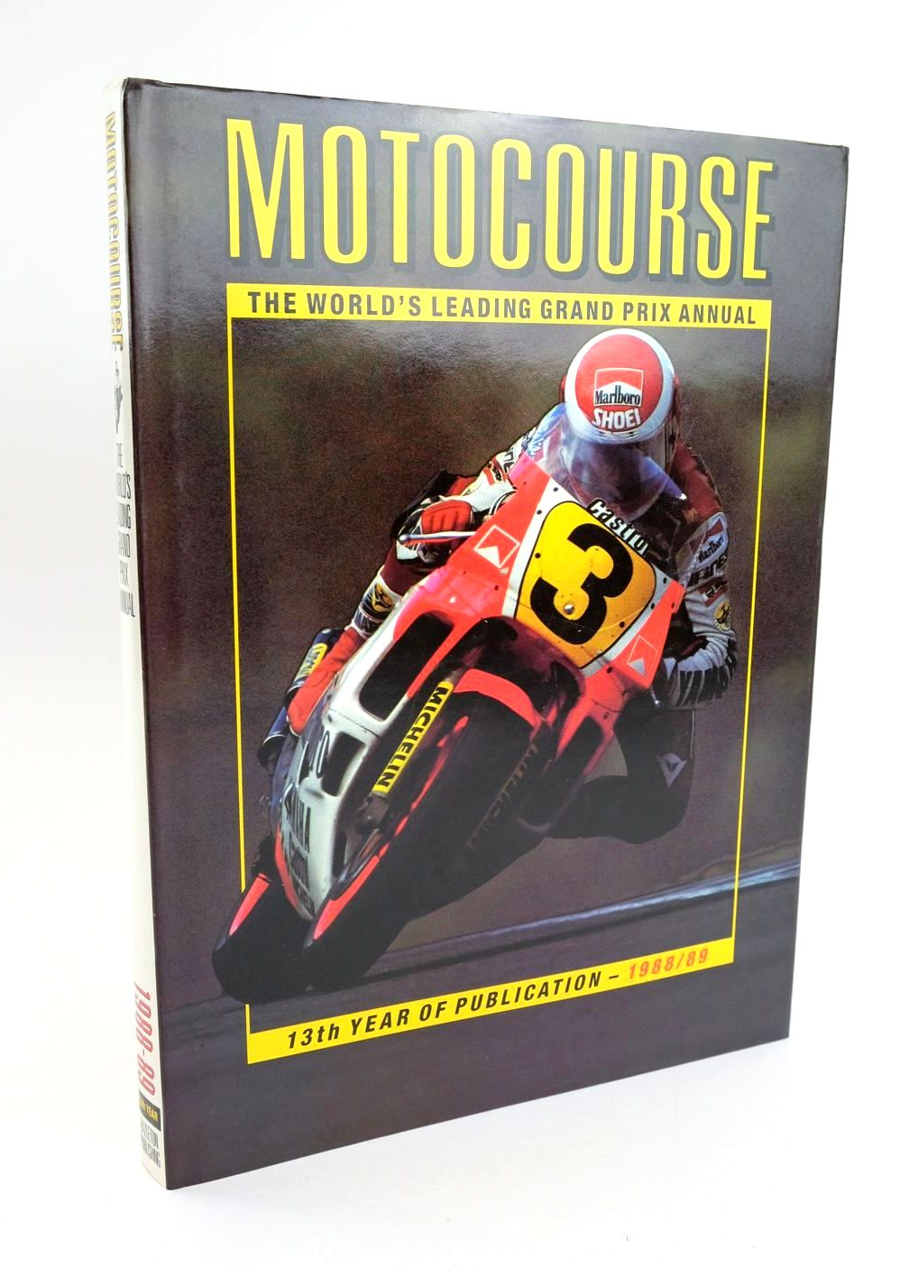 Photo of MOTOCOURSE 1988-89- Stock Number: 1319237