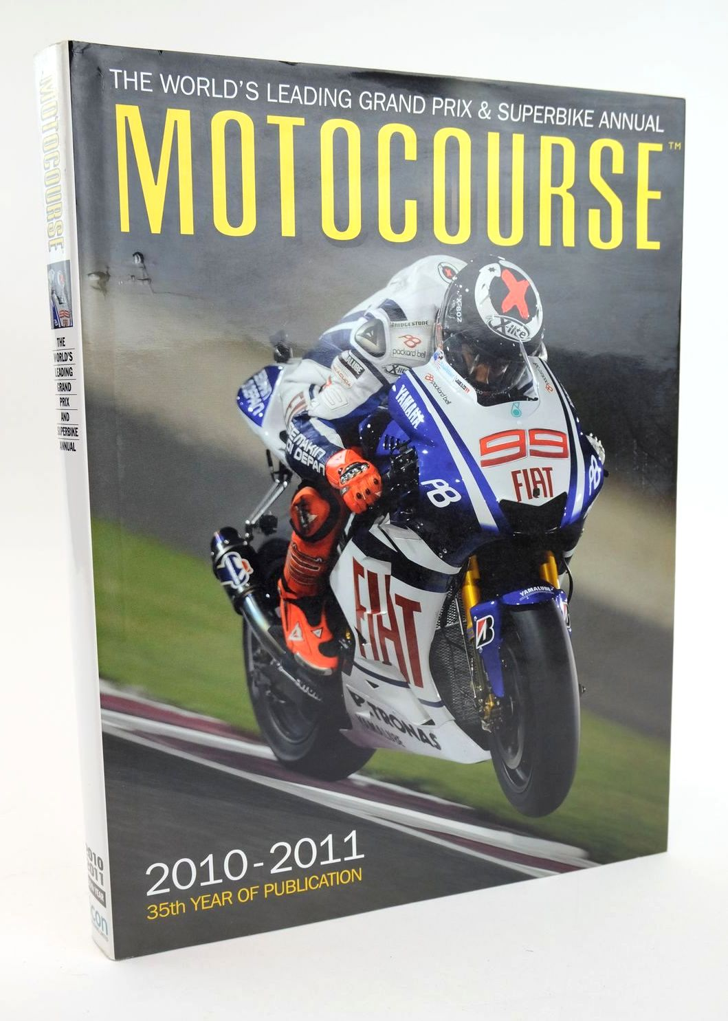 Photo of MOTOCOURSE 2010-2011 published by Icon Publishing Limited (STOCK CODE: 1319239)  for sale by Stella & Rose's Books