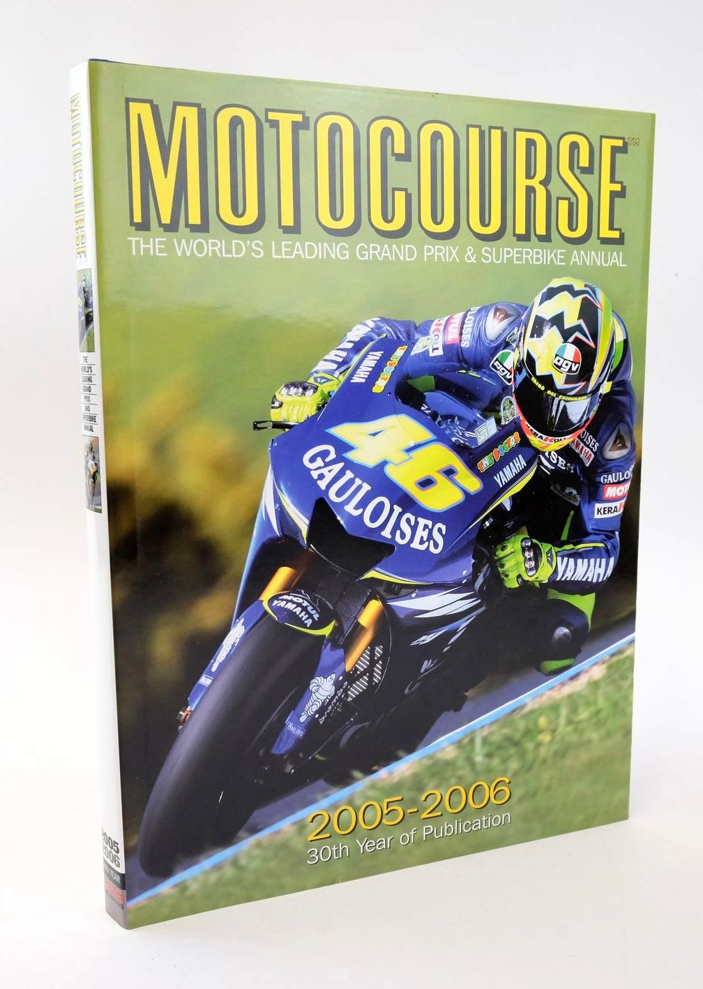 Photo of MOTOCOURSE 2005-2006 published by CMG Publishing (STOCK CODE: 1319240)  for sale by Stella & Rose's Books