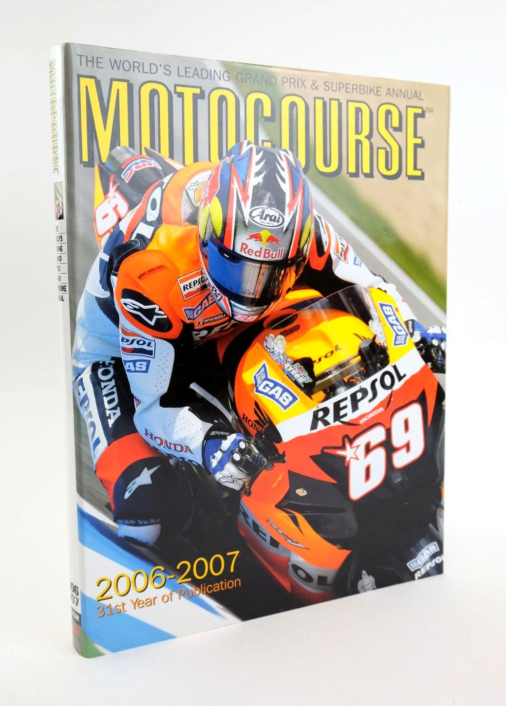 Photo of MOTOCOURSE 2006-2007 published by CMG Publishing (STOCK CODE: 1319242)  for sale by Stella & Rose's Books
