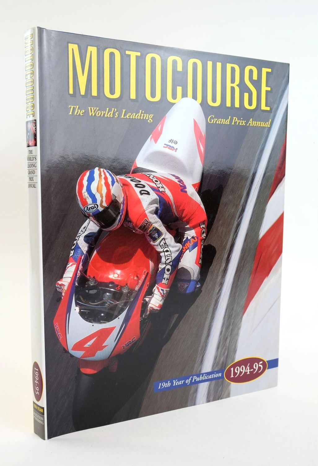 Photo of MOTOCOURSE 1994-95 published by Hazleton Publishing (STOCK CODE: 1319243)  for sale by Stella & Rose's Books