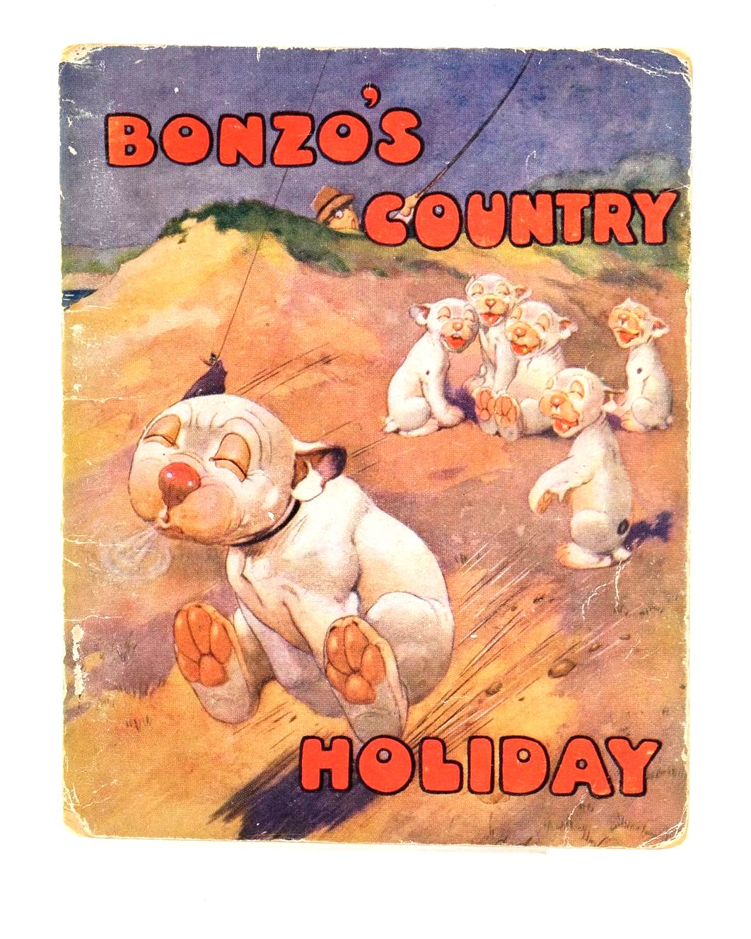 Photo of BONZO'S COUNTRY HOLIDAY- Stock Number: 1319259