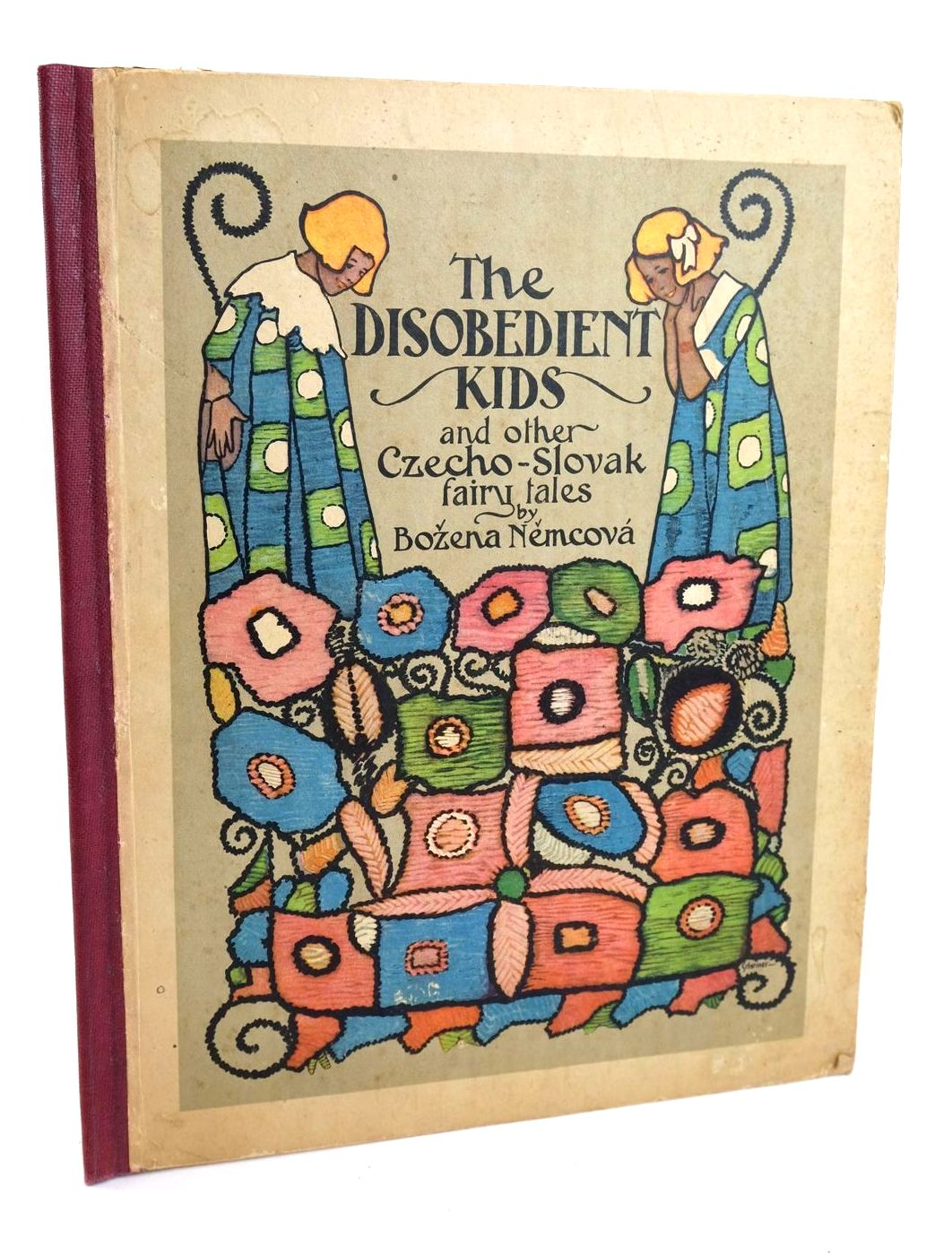 Photo of THE DISOBEDIENT KIDS AND OTHER CZECHO-SLOVAK FAIRY TALES written by Nemcova, Bozena Tolman, William Howe Smetanka, V. illustrated by Scheiner, Artus published by B. Koci (STOCK CODE: 1319265)  for sale by Stella & Rose's Books