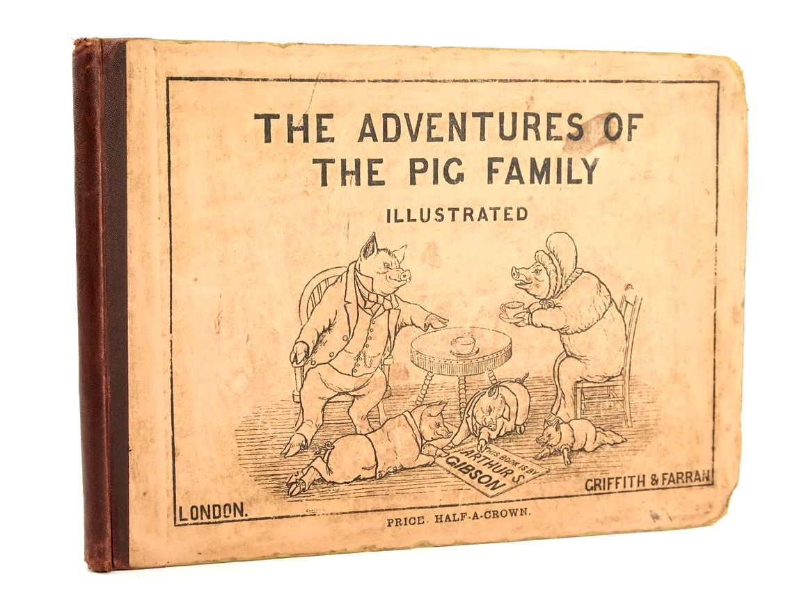 Photo of THE ADVENTURES OF THE PIG FAMILY- Stock Number: 1319271