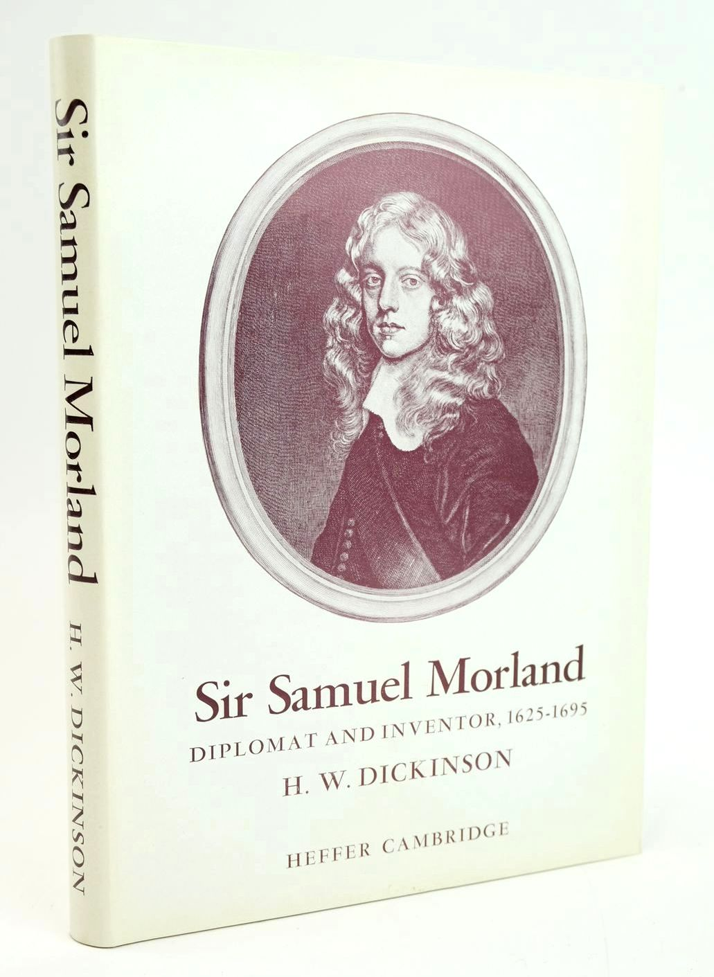Photo of SIR SAMUEL MORLAND written by Dickinson, H.W. published by W. Heffer & Sons Ltd. (STOCK CODE: 1319272)  for sale by Stella & Rose's Books