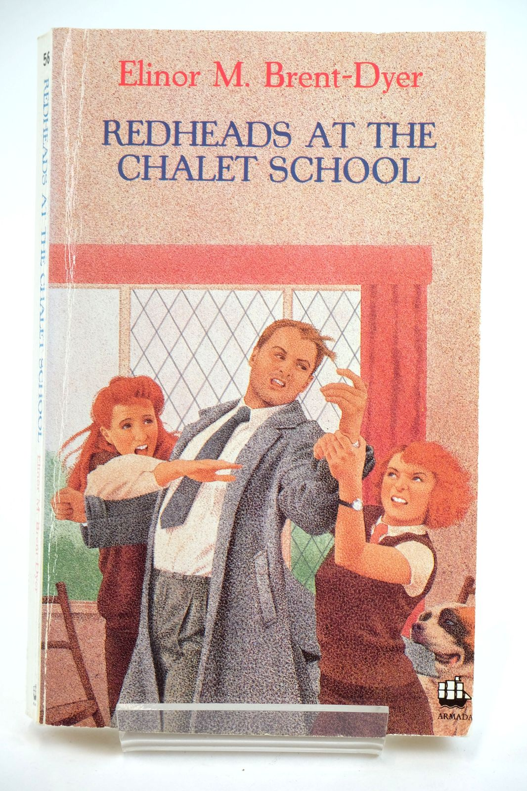 Photo of REDHEADS AT THE CHALET SCHOOL- Stock Number: 1319305