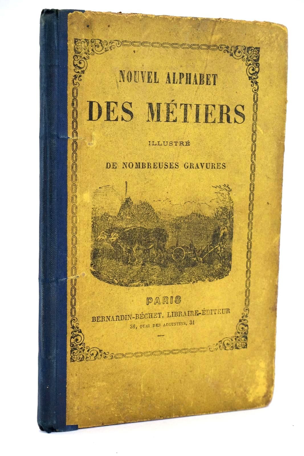 Photo of NOUVEL ALPHABET DES METIERS- Stock Number: 1319309