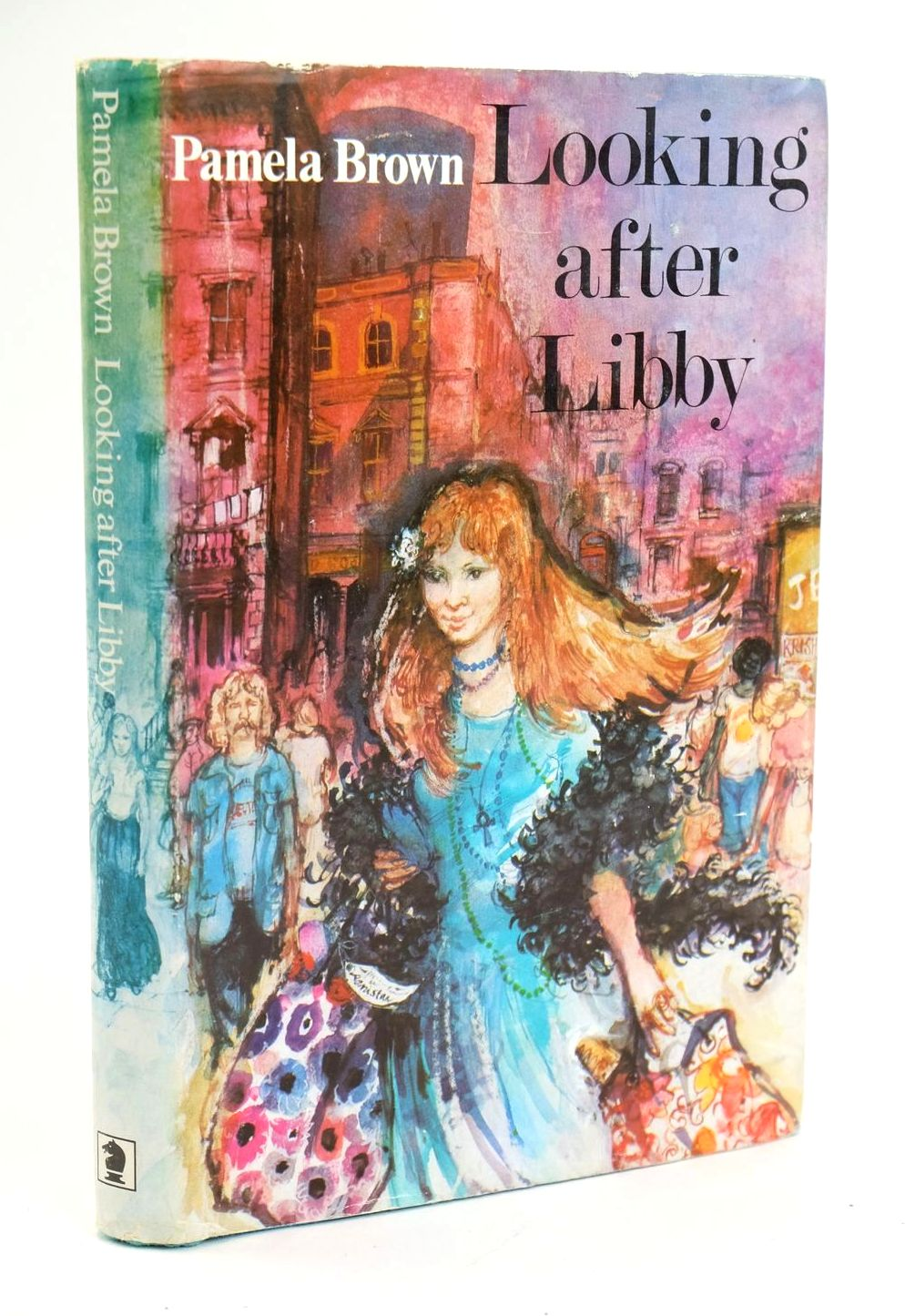 Photo of LOOKING AFTER LIBBY written by Brown, Pamela published by Brockhampton Press (STOCK CODE: 1319315)  for sale by Stella & Rose's Books