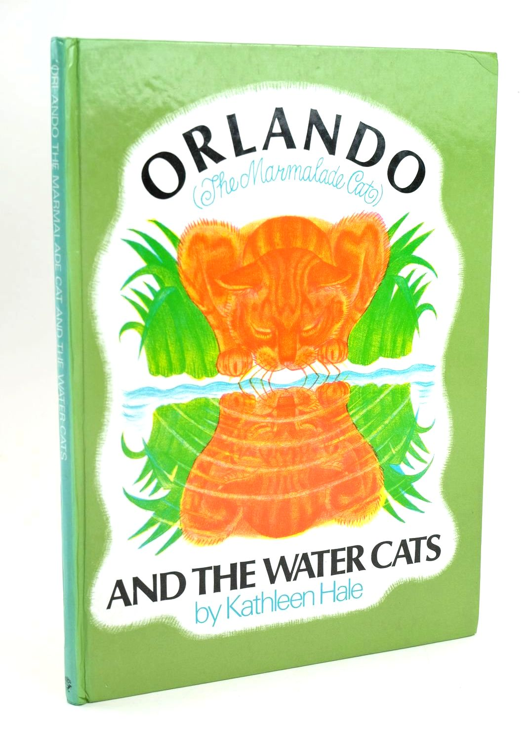 Photo of ORLANDO (THE MARMALADE CAT) AND THE WATER CATS- Stock Number: 1319319