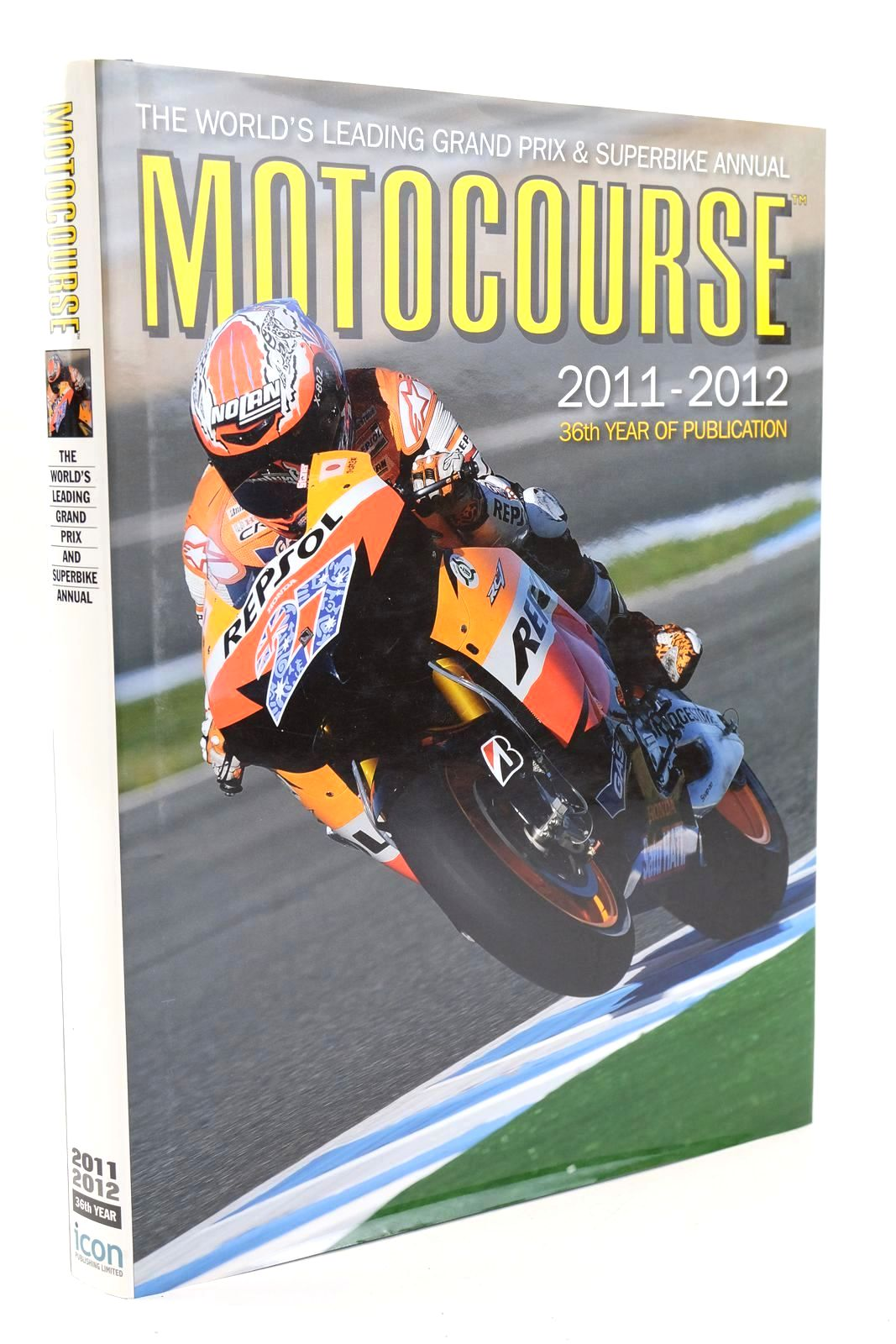Photo of MOTOCOURSE 2011-2012- Stock Number: 1319321