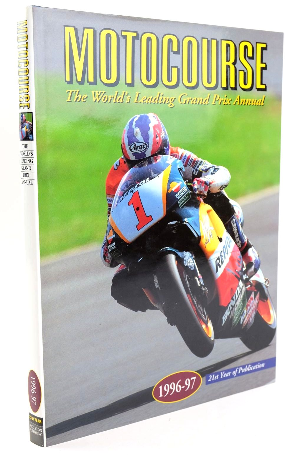 Photo of MOTOCOURSE 1996-97 published by Hazleton Publishing (STOCK CODE: 1319322)  for sale by Stella & Rose's Books