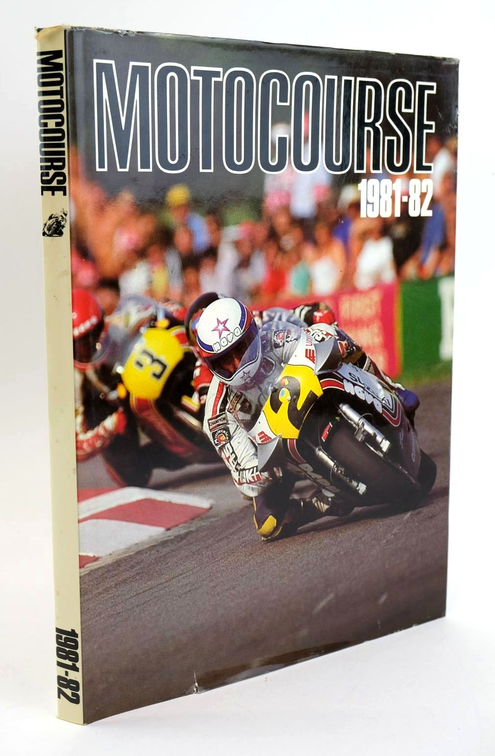 Photo of MOTOCOURSE 1981-82 written by Clifford, Peter published by Hazleton Publishing (STOCK CODE: 1319324)  for sale by Stella & Rose's Books