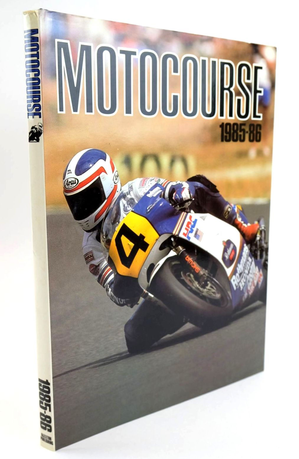 Photo of MOTOCOURSE 1985-86- Stock Number: 1319326