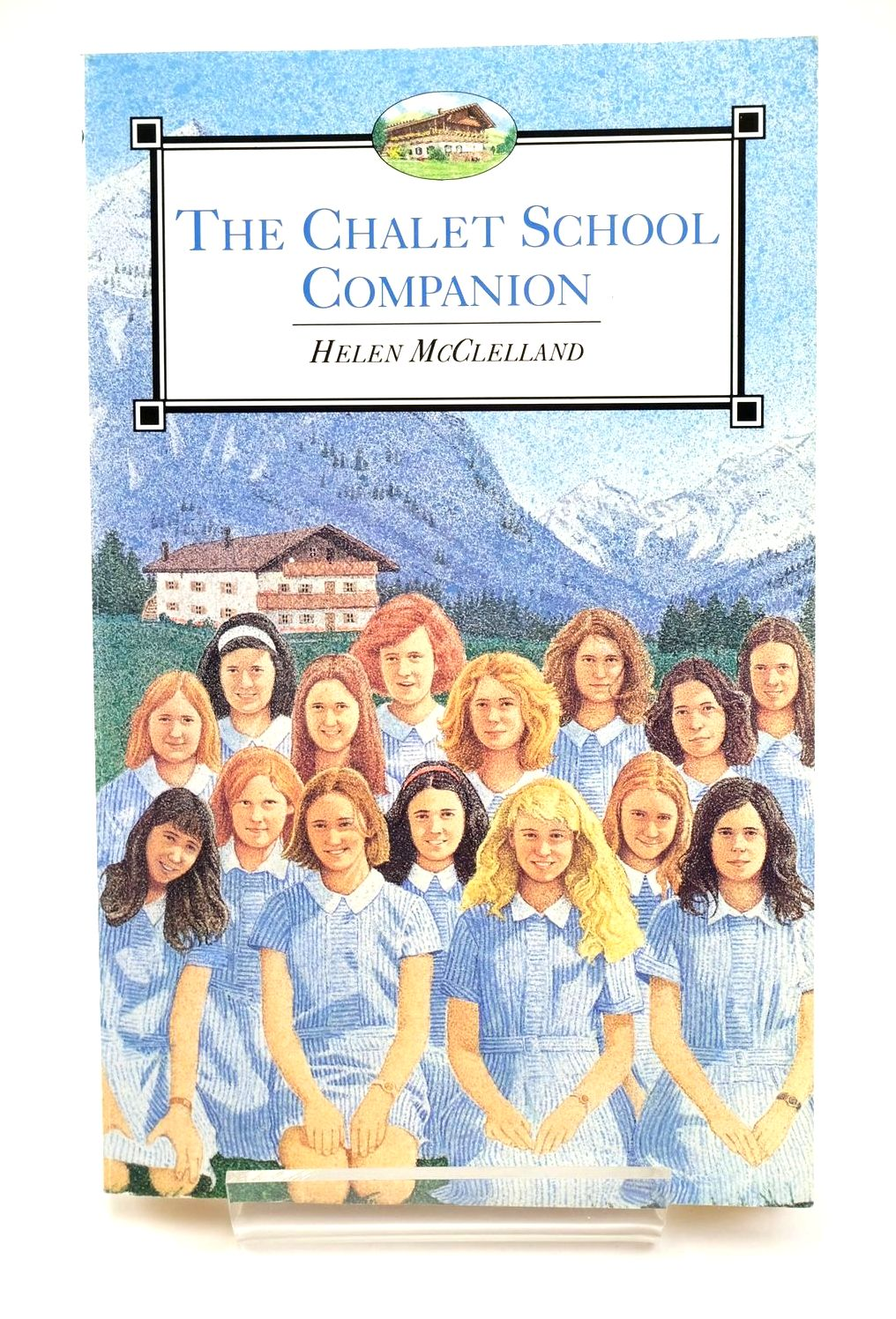 Photo of THE CHALET SCHOOL COMPANION- Stock Number: 1319330