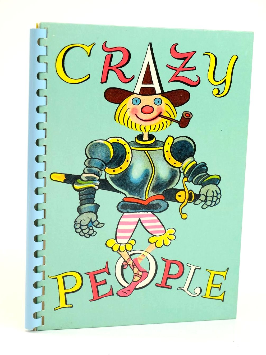 Photo of 8192 CRAZY PEOPLE illustrated by Trier, Walter published by Atrium Press Ltd. (STOCK CODE: 1319355)  for sale by Stella & Rose's Books