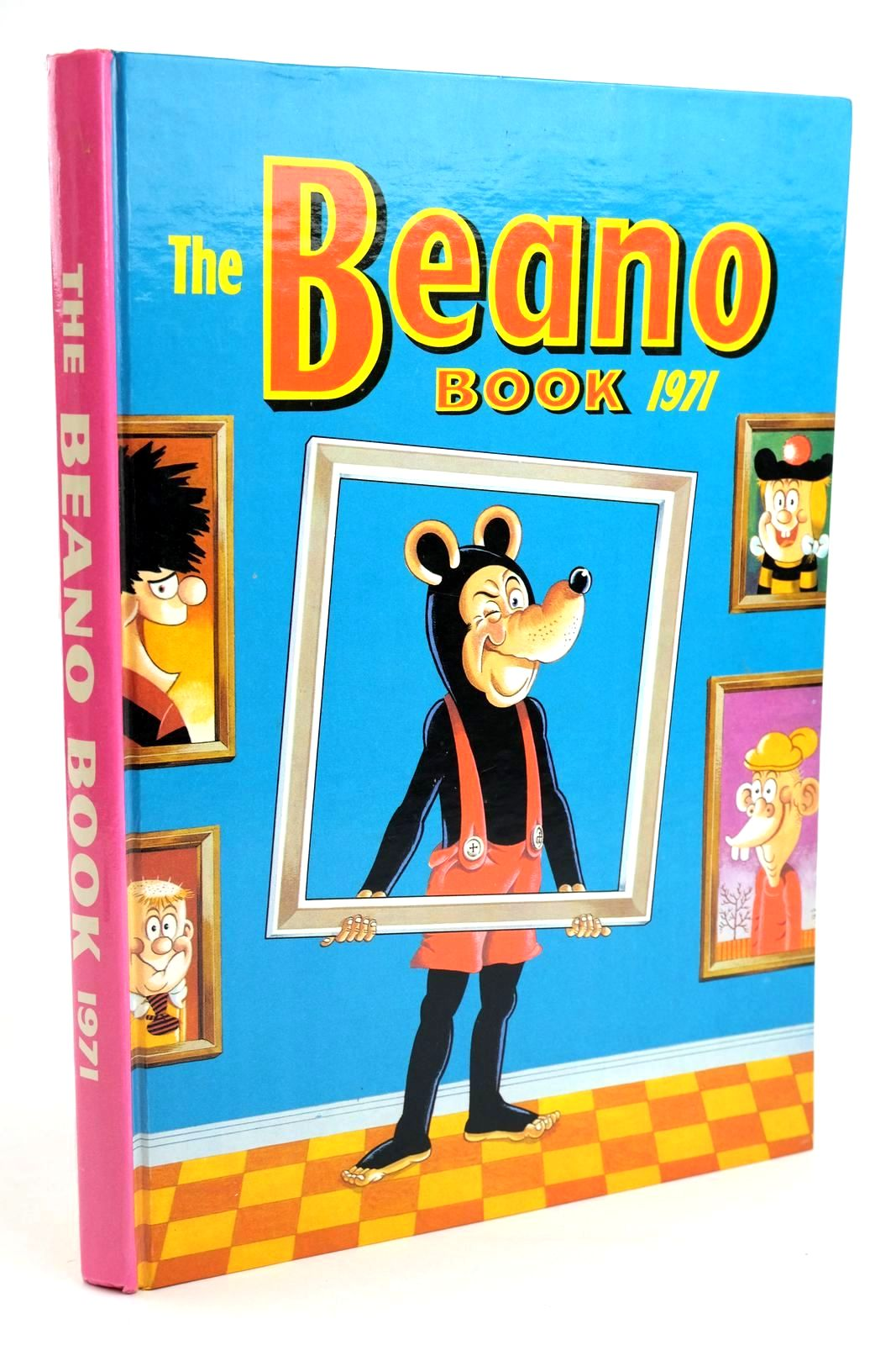 Photo of THE BEANO BOOK 1971- Stock Number: 1319371