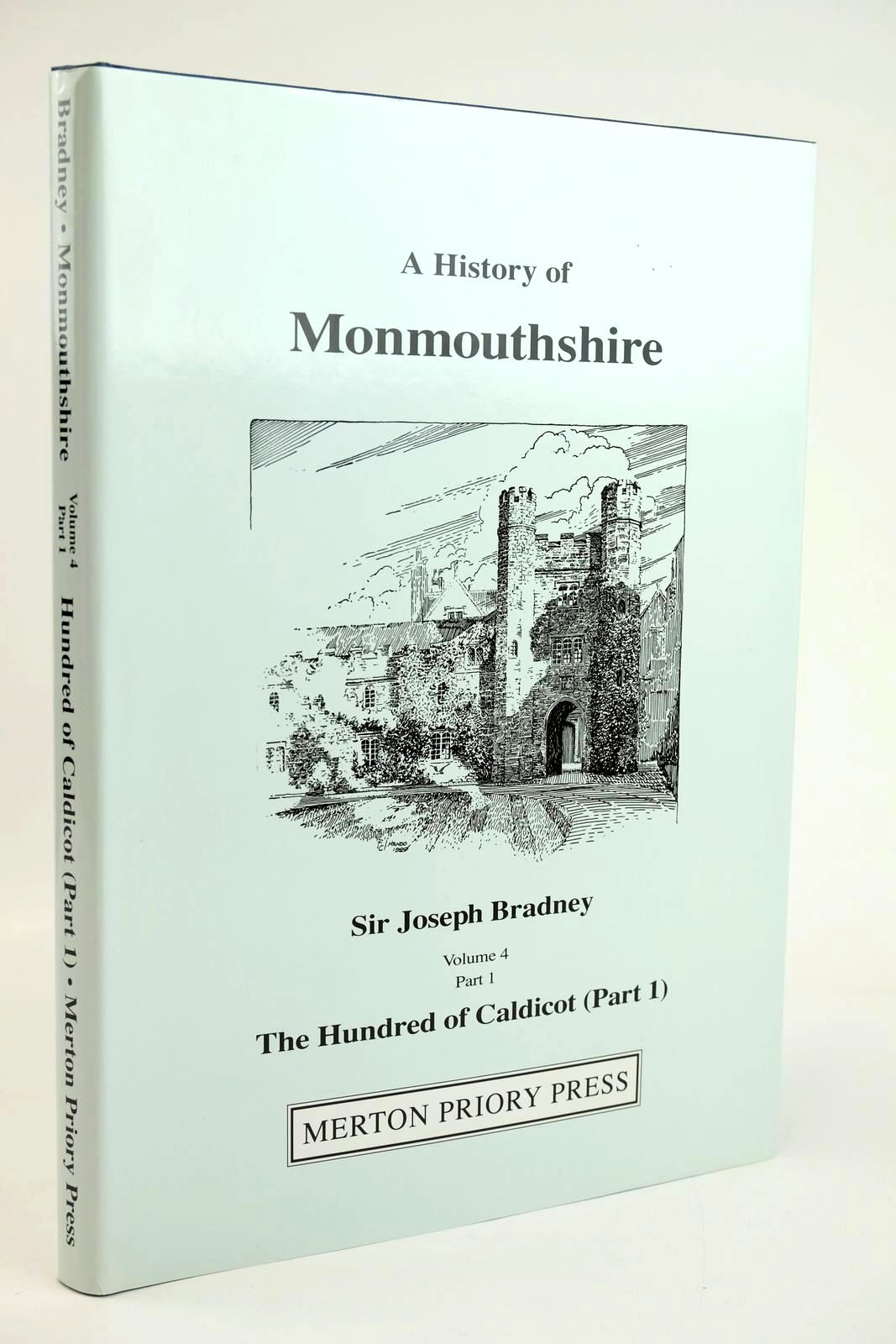 Photo of A HISTORY OF MONMOUTHSHIRE THE HUNDRED OF CALDICOT PART 1- Stock Number: 1319373