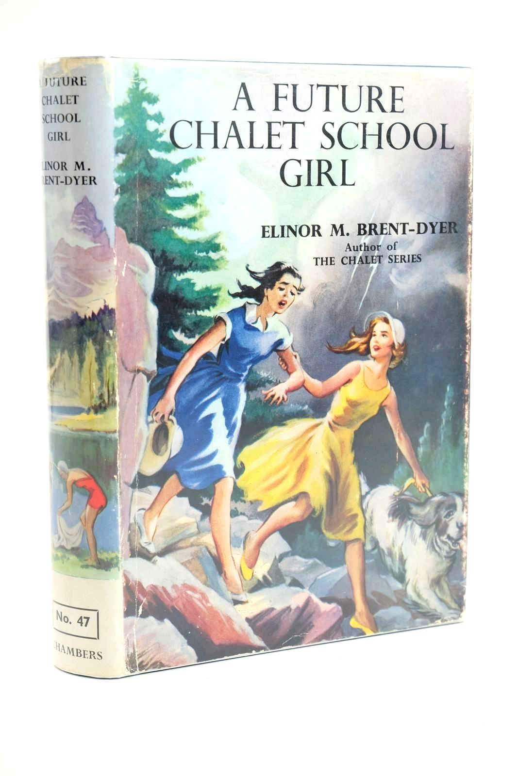 Photo of A FUTURE CHALET SCHOOL GIRL- Stock Number: 1319374