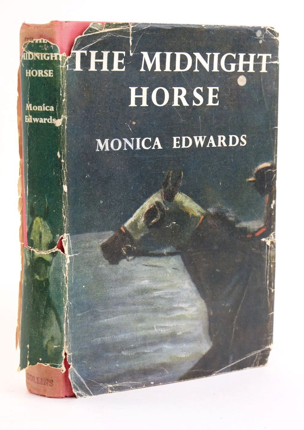 Photo of THE MIDNIGHT HORSE written by Edwards, Monica illustrated by Bullen, Anne published by Collins (STOCK CODE: 1319378)  for sale by Stella & Rose's Books