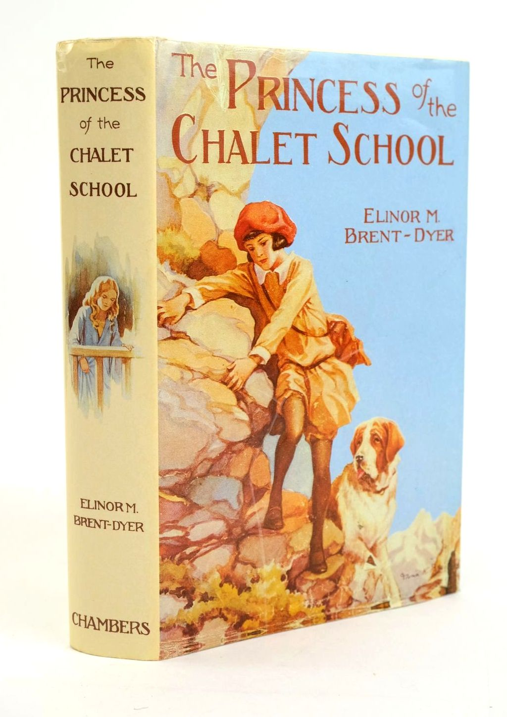 Photo of THE PRINCESS OF THE CHALET SCHOOL- Stock Number: 1319382