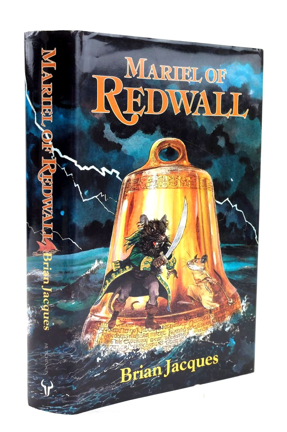 Photo of MARIEL OF REDWALL written by Jacques, Brian illustrated by Chalk, Gary published by Hutchinson (STOCK CODE: 1319389)  for sale by Stella & Rose's Books