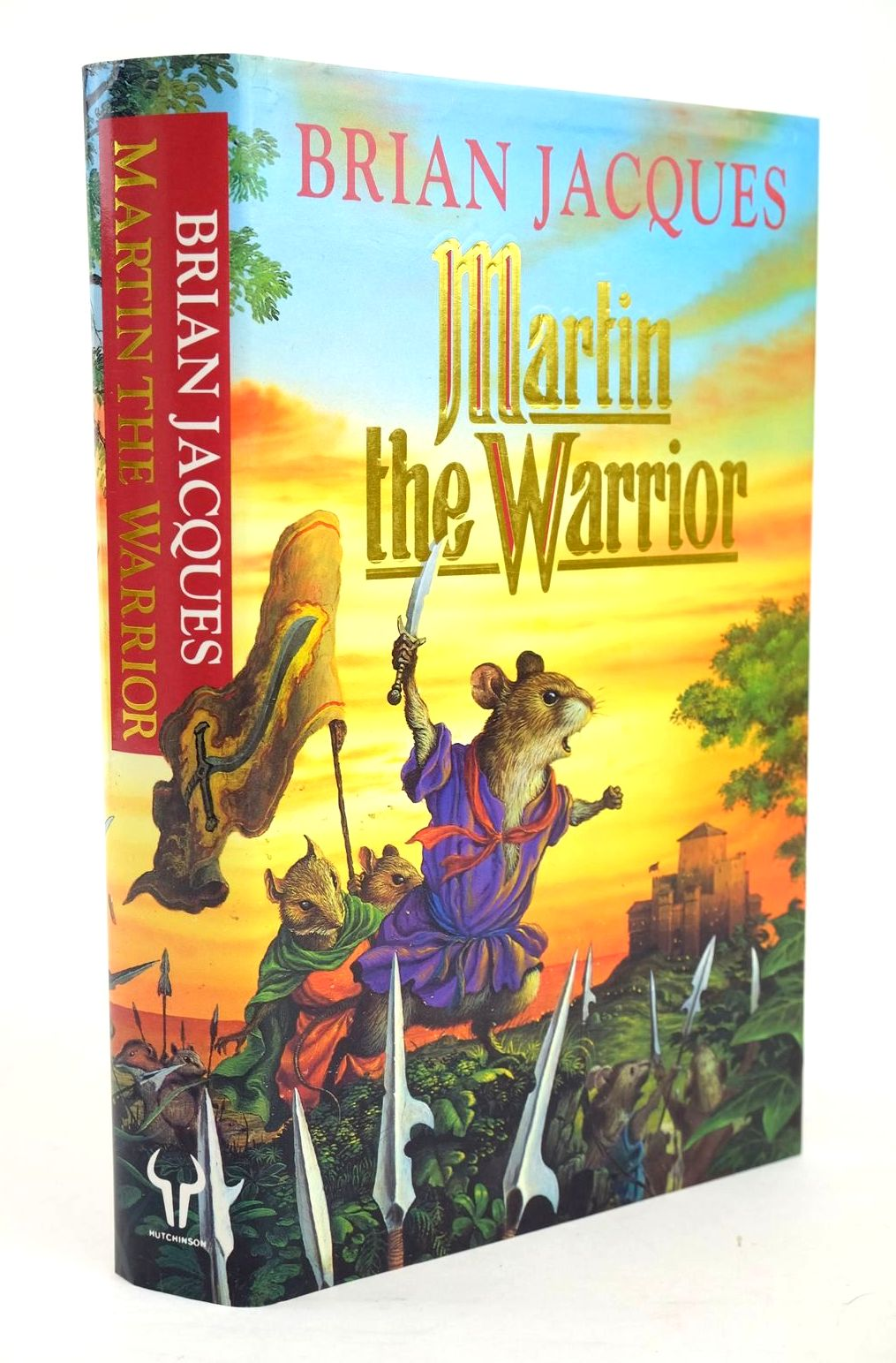 Photo of MARTIN THE WARRIOR- Stock Number: 1319393