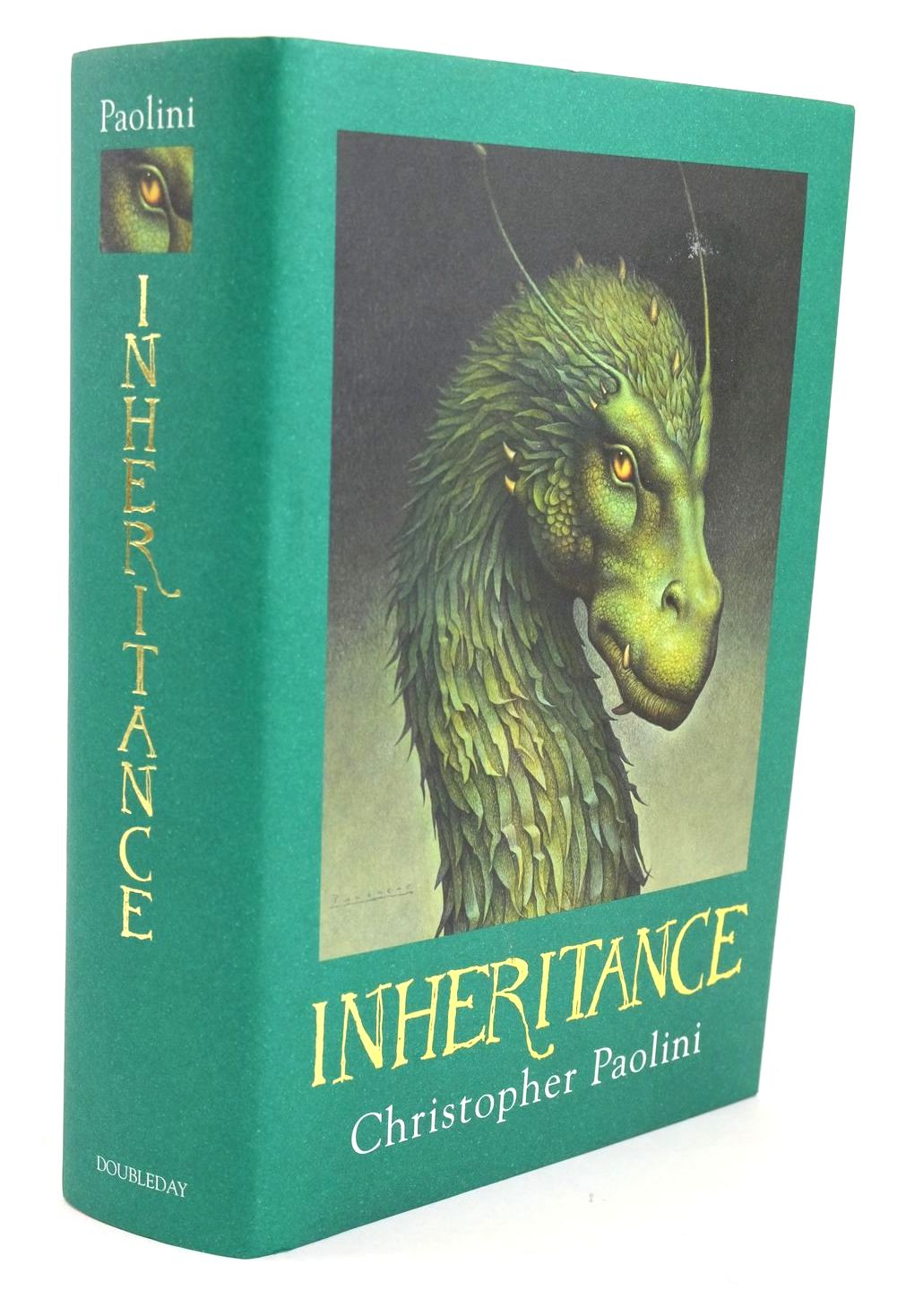 Photo of INHERITANCE OR THE VAULT OF SOULS written by Paolini, Christopher published by Doubleday (STOCK CODE: 1319394)  for sale by Stella & Rose's Books