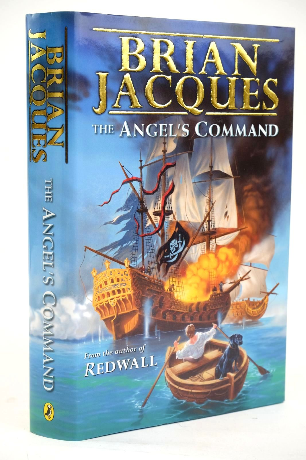 Photo of THE ANGEL'S COMMAND written by Jacques, Brian illustrated by Elliot, David published by Puffin Books (STOCK CODE: 1319398)  for sale by Stella & Rose's Books