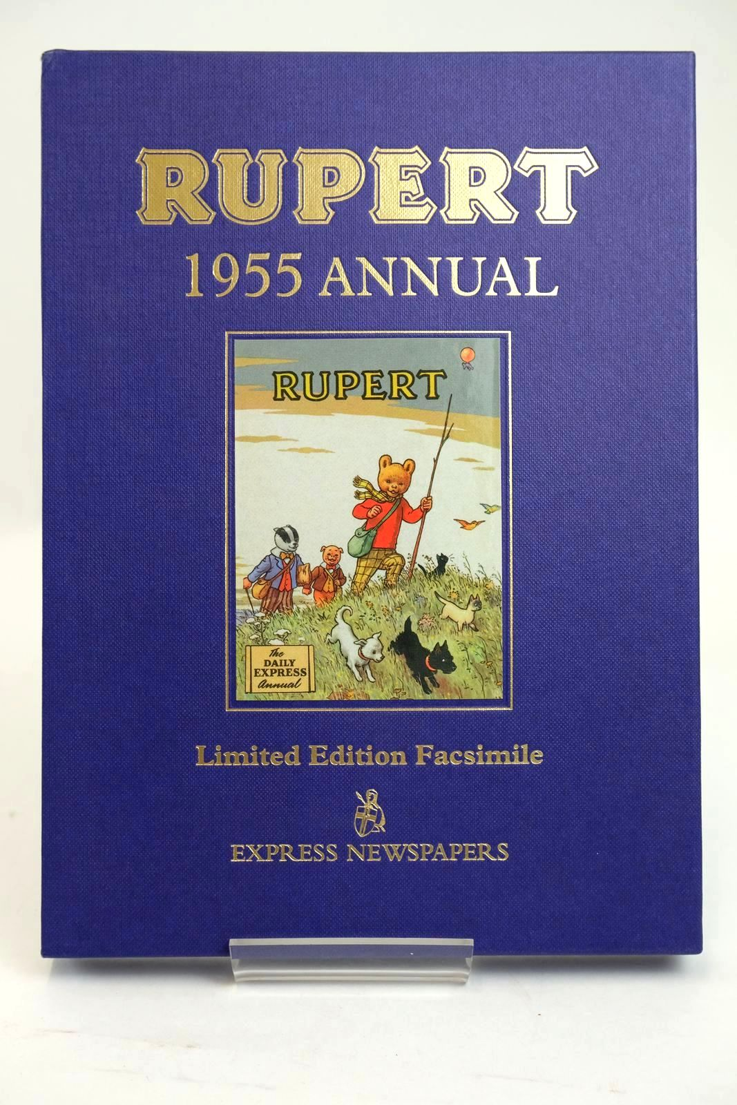 Photo of RUPERT ANNUAL 1955 (FACSIMILE)- Stock Number: 1319407