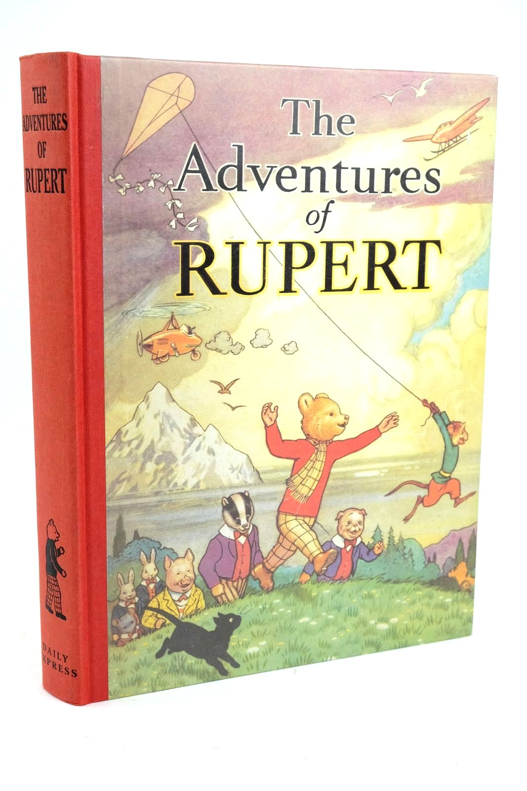 Photo of RUPERT ANNUAL 1939 (FACSIMILE) - THE ADVENTURES OF RUPERT written by Bestall, Alfred illustrated by Bestall, Alfred published by Daily Express (STOCK CODE: 1319411)  for sale by Stella & Rose's Books