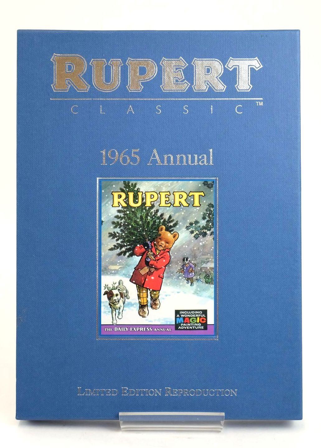 Photo of RUPERT ANNUAL 1965 (FACSIMILE) written by Bestall, Alfred illustrated by Bestall, Alfred published by Egmont Children's Books Ltd. (STOCK CODE: 1319417)  for sale by Stella & Rose's Books