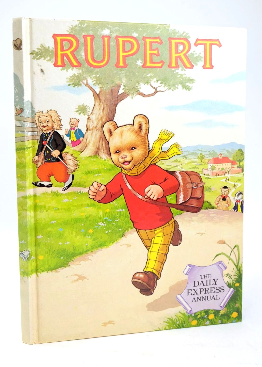 Photo of RUPERT ANNUAL 1984 illustrated by Harrold, John published by Express Newspapers Ltd. (STOCK CODE: 1319419)  for sale by Stella & Rose's Books