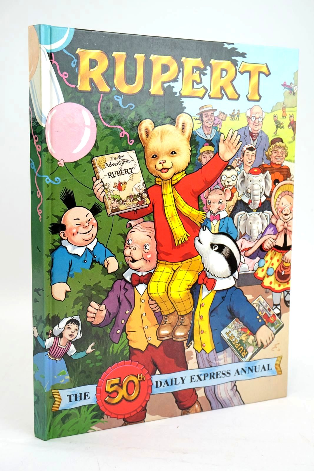 Photo of RUPERT ANNUAL 1985 written by Bestall, Alfred Henderson, James illustrated by Bestall, Alfred Harrold, John published by Express Newspapers Ltd. (STOCK CODE: 1319422)  for sale by Stella & Rose's Books