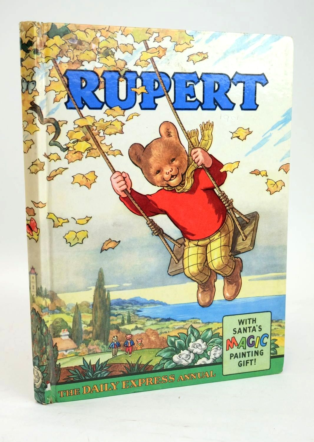 Photo of RUPERT ANNUAL 1961- Stock Number: 1319423