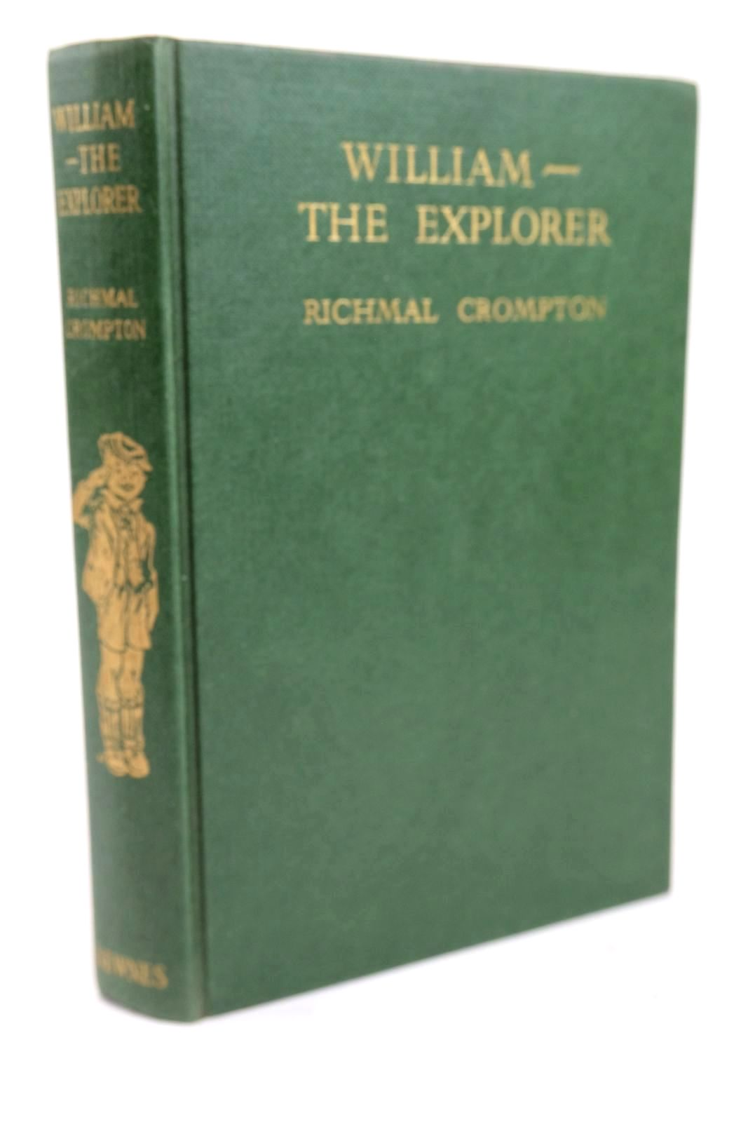 Photo of WILLIAM THE EXPLORER written by Crompton, Richmal illustrated by Henry, Thomas published by George Newnes (STOCK CODE: 1319426)  for sale by Stella & Rose's Books