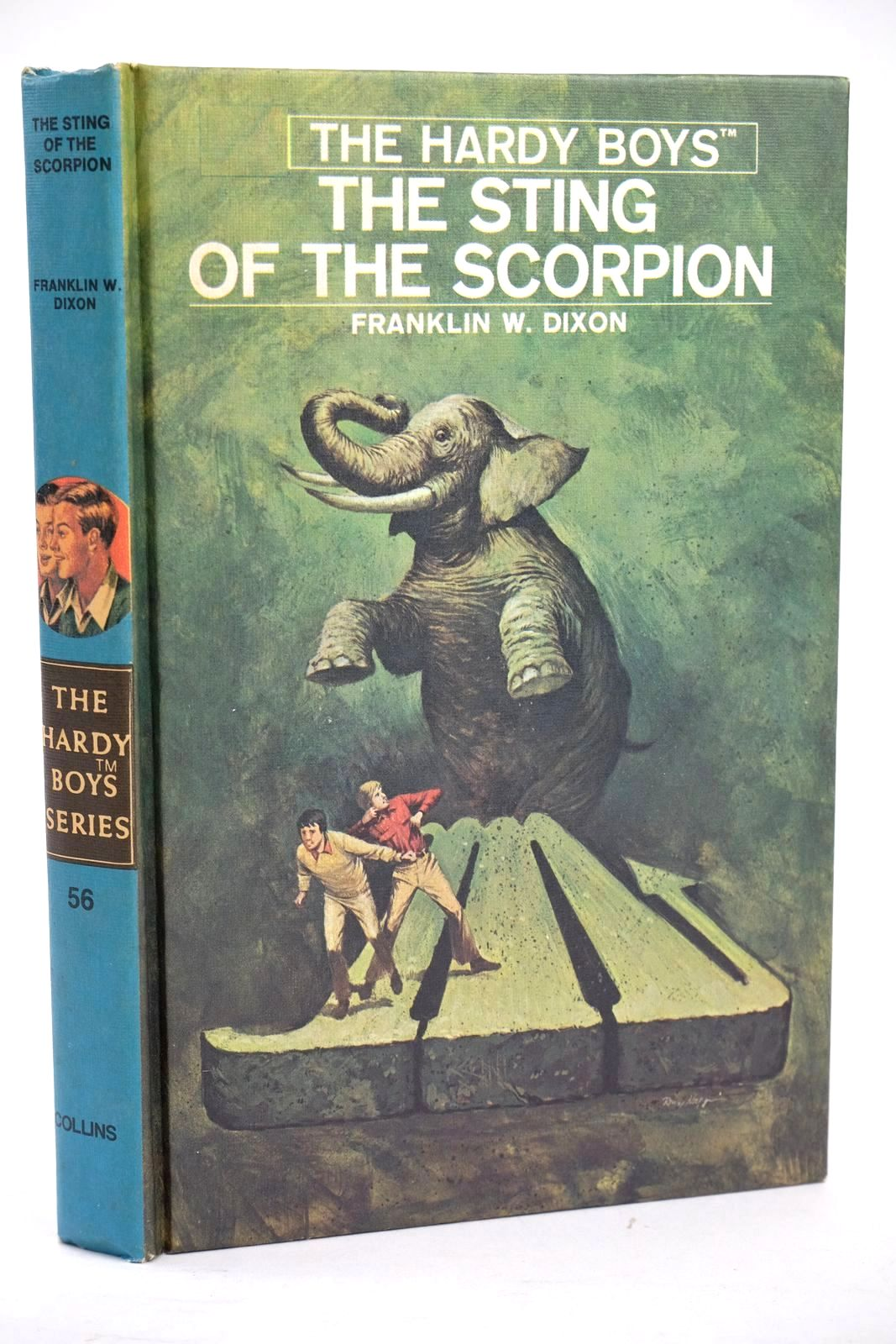 Photo of THE STING OF THE SCORPION- Stock Number: 1319427