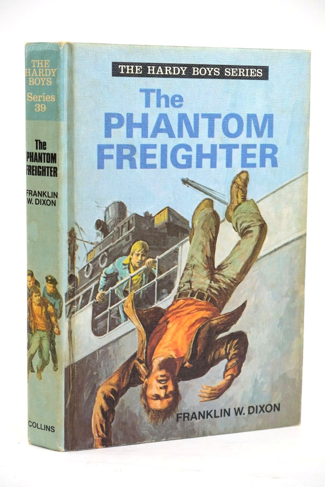 Photo of THE PHANTOM FREIGHTER- Stock Number: 1319429