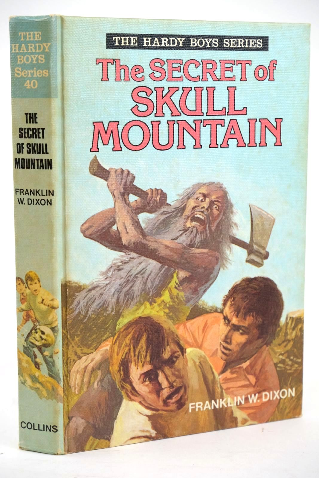 Photo of THE SECRET OF SKULL MOUNTAIN- Stock Number: 1319430