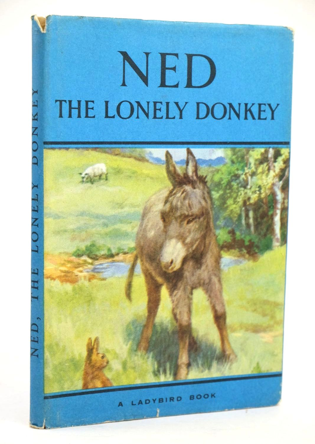 Photo of NED THE LONELY DONKEY written by Barr, Noel illustrated by Hickling, P.B. published by Wills & Hepworth Ltd. (STOCK CODE: 1319436)  for sale by Stella & Rose's Books