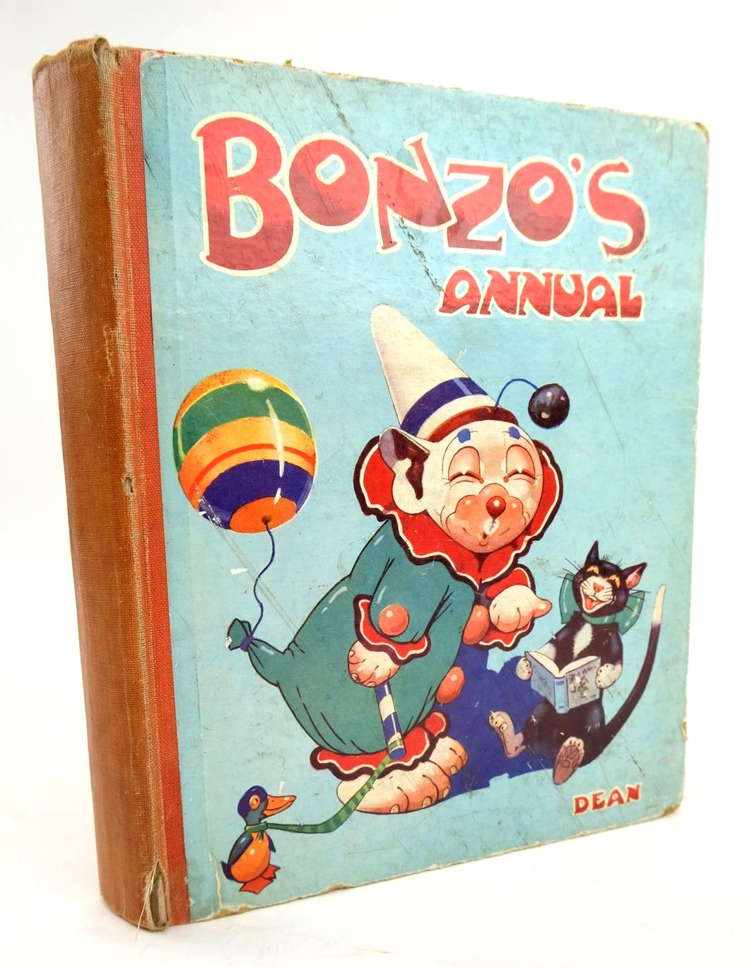 Photo of BONZO'S ANNUAL 1937- Stock Number: 1319452