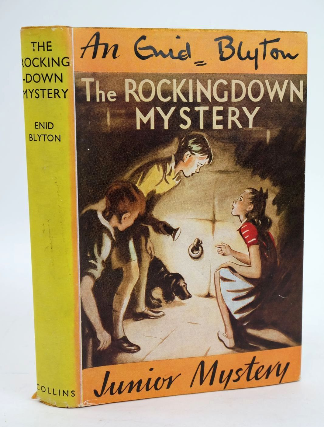 Photo of THE ROCKINGDOWN MYSTERY- Stock Number: 1319453