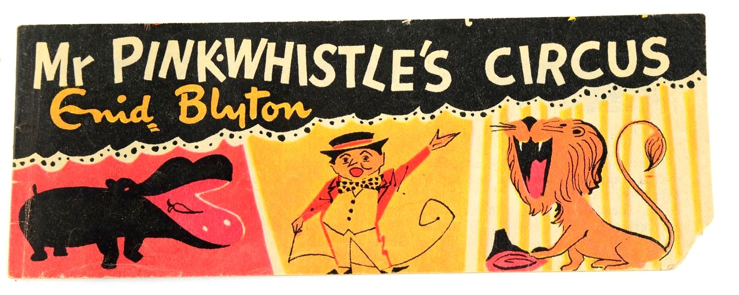 Photo of MR PINK-WHISTLE'S CIRCUS- Stock Number: 1319455